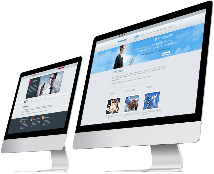 Sitebuilder website maken